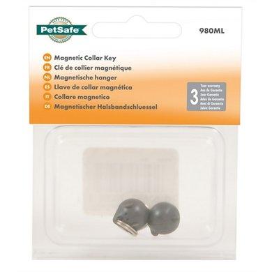 PetSafe Halsbandsleutel Magneet Zilver 2st 980ML