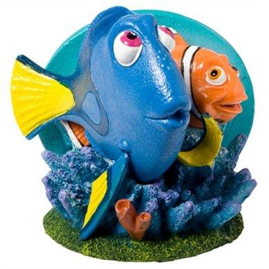 Disney Nemo Ornament Dory En Marlin 10x9x11cm