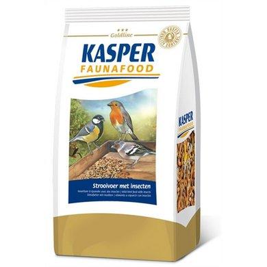 Kasper Faunafood Goldline Strooivoer met insecten 1kg