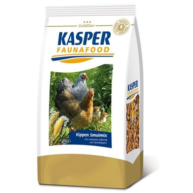 kasper faunafood goldline kippen smulmix 600gr. Black Bedroom Furniture Sets. Home Design Ideas