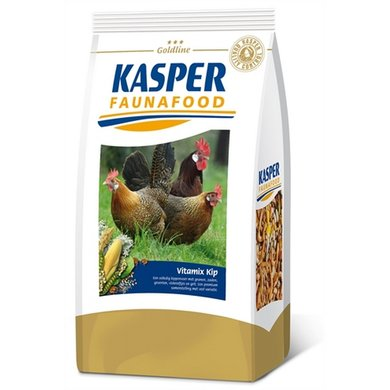 Kasper Faunafood Goldline Vitamix Kip 3kg