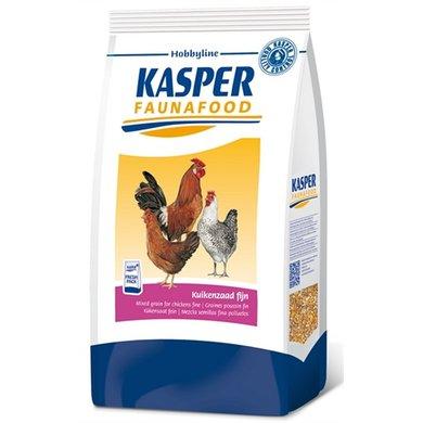 Kasper Faunafood Hobbyline Kuikenzaad Fijn 4kg