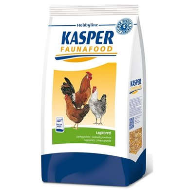 Kasper Faunafood Hobbyline Legkorrel 4kg