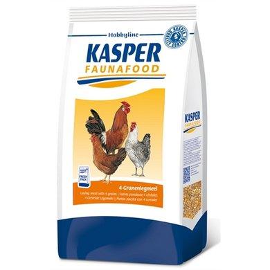 Kasper Faunafood Hobbyline 4-granenlegmeel 4kg