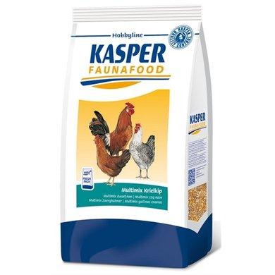 Kasper Faunafood Hobbyline Multimix Krielkip 4kg