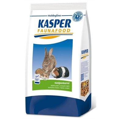 Kasper Faunafood Hobbyline Konijnenkorrel 4kg