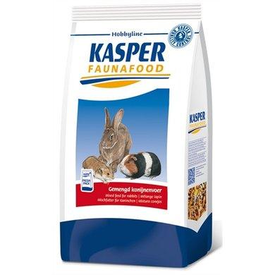 kasper faunafood hobbyline gemengd konijnenvoer 3 5kg. Black Bedroom Furniture Sets. Home Design Ideas
