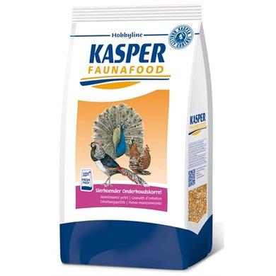 Kasper Faunafood Hobbyline Sierhoender Onderhoudskorrel 4kg