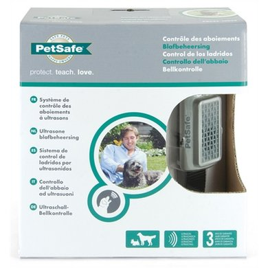 Petsafe Bark Control Ultrasonic im Haus
