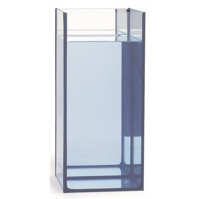 Kolomaquarium Spiegelglas 18x18x40cm