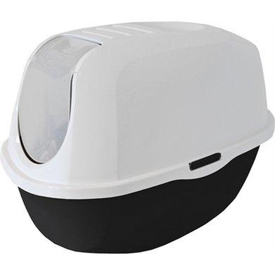 Moderna Kattenbak Smart Cat Licht Zwart/Graniet 53x39x41cm