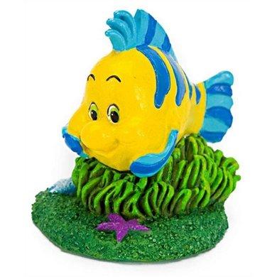 Ornament Kleine Zeemeermin Flounder Mini