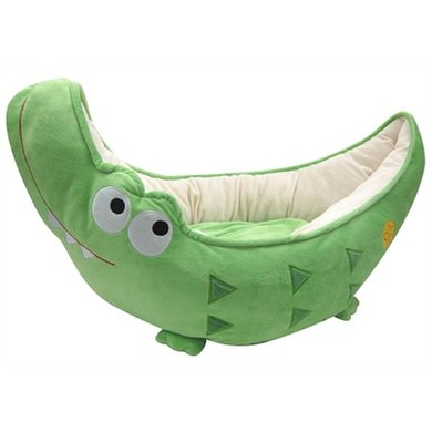 Happy Puppy Bed Krokodil 70x38 x26cm