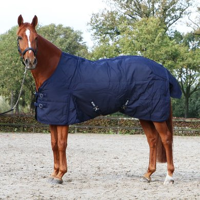 HKM Winter Stable Rug 1200d Darkblue