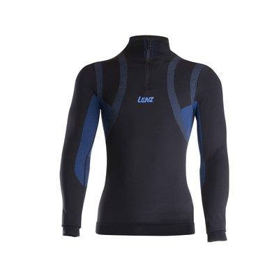 Lenz Functional Wear Shirt Lang 3.0 Zwart