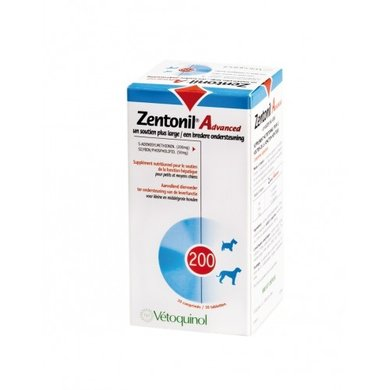 Zetonil Advanced 200 Kat 30tabl
