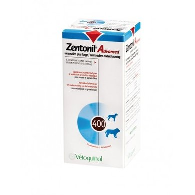 Zetonil Advanced 400 Kat 30tabl