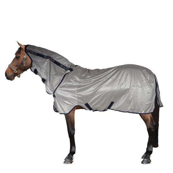 Horseware Mio Fly Rug Fliegendecke Bronze//Navy *neues Modell* 145