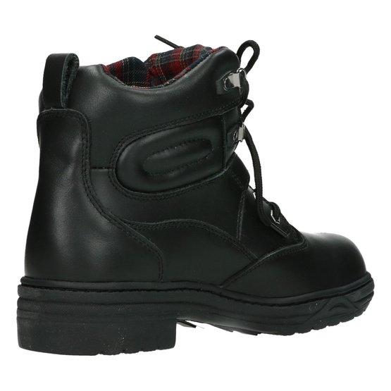 Boots d/'/équitation Chaussures Axona Noir