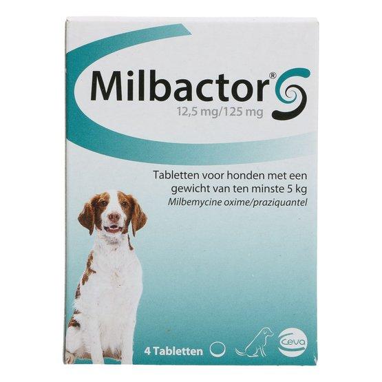 Milbactor Entwurmungstablette Hund