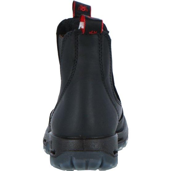 Redback USBBK - Bottines Chelsea noire d