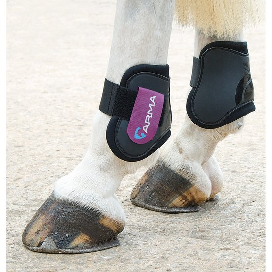 Different Sizes Shires ARMA Brushing Boots BLACK