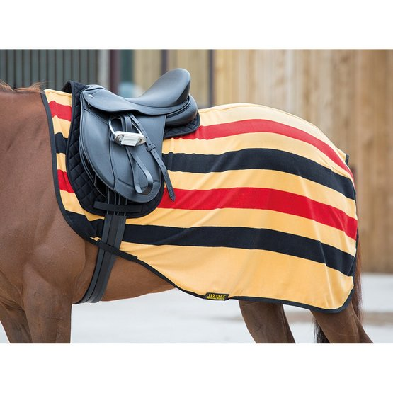 Shires Sweat Rug Fleece Newmarket Stripe
